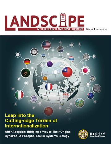 Leap into the Cutting-edge Terrain of Internationalization - 的圖片